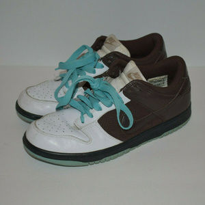 Nike Womens Dunk Low Sneakers Shoes Size 9